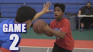 GABE TAKES OVER THE GAME!   On-Season Basketball Series   Game 2