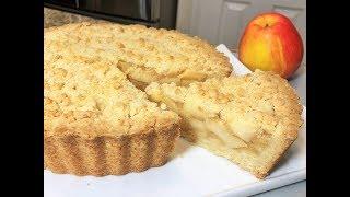 """"""" Тот Самый  ЯБЛОЧНЫЙ ПИРОГ"""" . Просто, Вкусно и Бюджетно! Apple pie"""