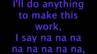 Go Harder - JLS (LYRICS)