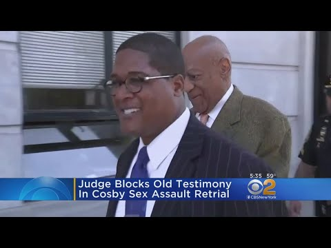 Setback For Cosby Defense Team