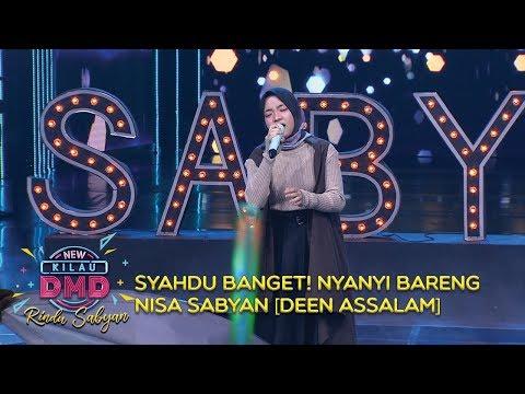 , title : 'SYAHDU BANGET! Nyanyi Bareng Nisa Sabyan [Deen Assalam] - DMD Rindu Sabyan (20/11)'