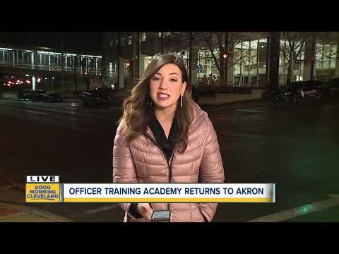 Akron Police hosting its own training program