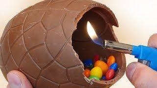 Easter Egg surprise! Kids will love it!