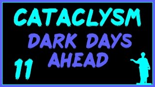 Cataclysm: DDA #11 - Когда Желудь Спелый, Его Каждая Свинья Слопает!