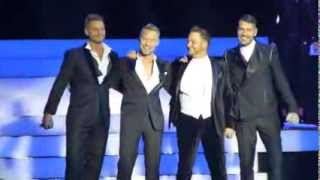 Boyzone - BZ20 Tour - Nothing Without You / Picture of You