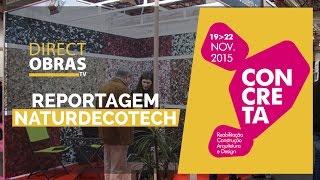 NaturDecoTech #Concreta2015
