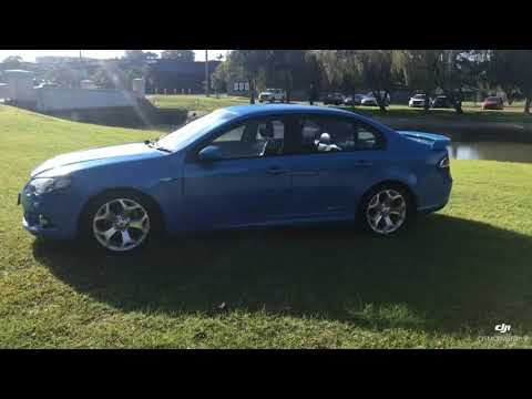 Halyard Motor Wholesalers - Used Cars in Newcastle - 2011 FORD FALCON