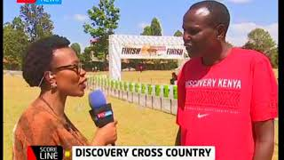 Scoreline: Discovery Cross country