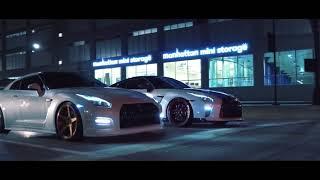 "Dark Chill Trap Beat "" SHADES "" (Prod. by Tennox) | Nissan GT-R Flamethrower"
