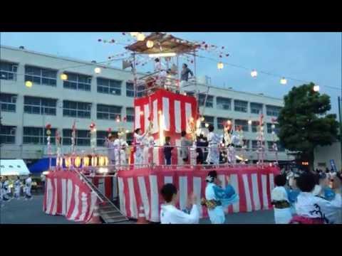 7月 28日, 2013年新吉田小学校盆踊り!!