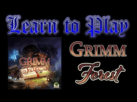 Learn to Play Grimm Forest