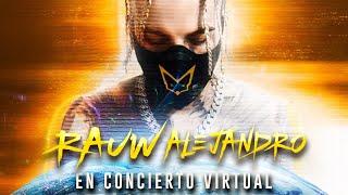Rauw Alejandro - Concierto Virtual en Cuarentena (En Vivo)