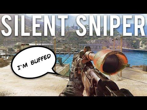 Silent Sniper Battlefield 5