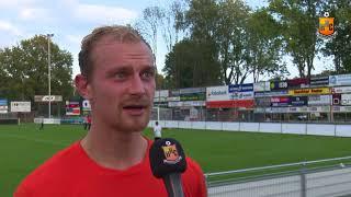 Reactie Rob van der Leij na HHC Hardenberg - VV Katwijk