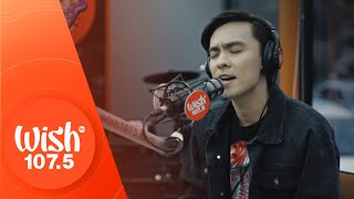 "Caleb Santos performs ""I Need You More Today"" LIVE on Wish 107.5 Bus"