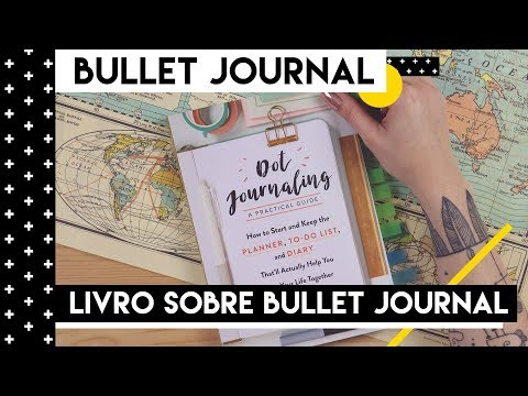 REVIEW LIVRO BULLET JOURNAL | by Aline Albino