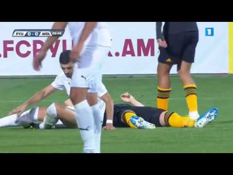 Pyunik - Wolverhampton Wanderers 0-4 | Match highlights