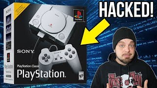Playstation Classic HACKED! Removed Games + MORE Found! | RGT 85