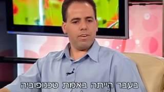 ראיון בערוץ 10 - יניב בהר מייסד סבאנט