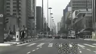 Pelas ruas de São Paulo em 1996 parte 01