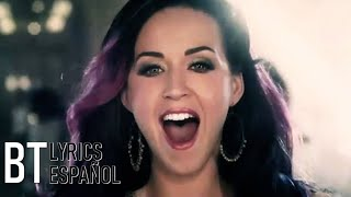 Katy Perry - Firework (Lyrics + Español) Video Official