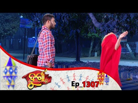 Durga | Full Ep 1307 | 14th Feb 2019 | Odia Serial - TarangTV