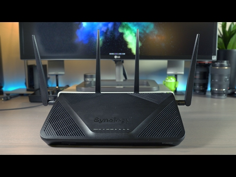 Synology RT2600ac Wireless Router – REVIEW!