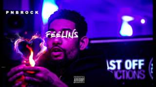 Feelins (Audio) - PnB Rock (Video)