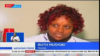 RADICAL SURGERY: Successful jaw surgery for lady