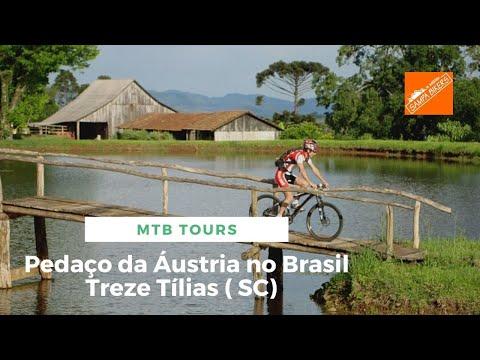 Treze Tílias, um pedacinho da Áustria no Brasil