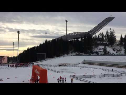 世界四大冰雪節 挪威奧斯陸滑雪節 Oslo Holmenkollen SkiFestival
