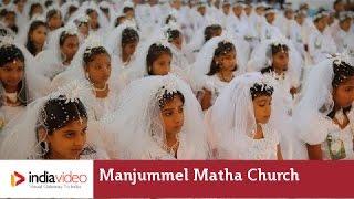 Manjummel Matha Church in Ernakulam, Kerala