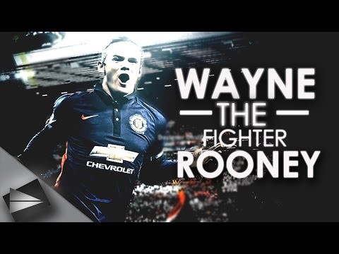 Wayne Rooney ●The FIGHTER● Manchster United - Amazing Goals, Skills and Assists - 2015 - HD