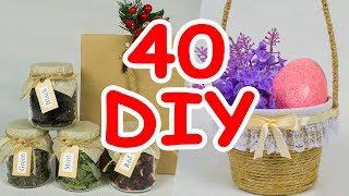 Рукоделие На Осень! 40 Идей DIY!