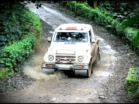 Best Rally Cars In India | Maruti Suzuki Dakshin Dare 2013
