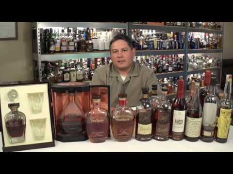 LiquorHound's Top 10 Bourbons of All Time!