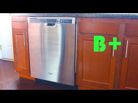 Whirlpool – 24″  Dishwasher (Model: WDF520PADM) Review