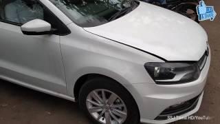 New 2017 Volkswagen Ameo Highline TDI Best colour Walk around India
