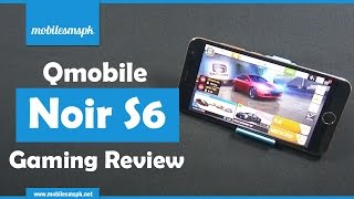 Qmobile Noir S6 Gaming Review