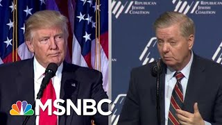 Lindsey Graham, Donald Trump Jr. And The Latest Accusation Against Trump | The Last Word | MSNBC