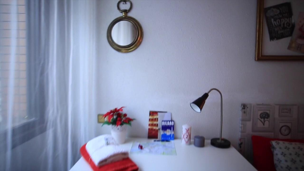 Rooms for rent in 4-bedroom apartment in Indautxu
