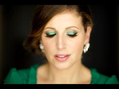 Makeup Tutorial Trucco Ferragosto Scintillante Con Glitter