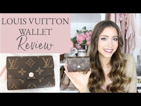 LOUIS VUITTON ROSALIE COIN PURSE REVIEW + WHAT'S INSIDE