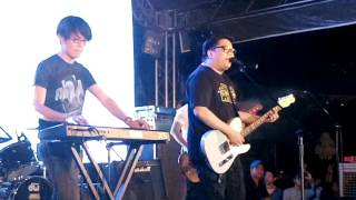 Akin Ka Na Lang - Itchyworms (LIVE)