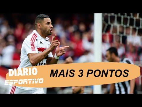 São Paulo vence o Ceará e segue na liderança do Brasileirão
