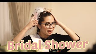 SURPRISE BRIDAL SHOWER! | Anna Cay ♥