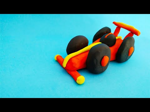 Clay modelling racing car/Racing car/Clay modelling ideas