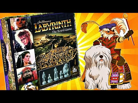 LABYRINTH board game - UNBOXING and a quickie overview