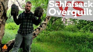 Schlafsack oder Overquilt? | Bushcraft Basiswissen