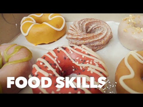 The Perfect Doughnut, According to Wylie Dufresne | Food Skills
